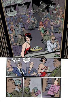 Lady Killer comic book — Broken Frontier unveiled an exclusive first look. Greg Capullo, Comic Panels, Pulp Art, Book Themes, Dark Horse, Comic Artist, Comic Books Art, Illustrators, Marvel Comics
