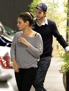 YAY! Ashton Kutcher and Mila Kunis Spend Weekend Together