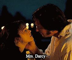 《 Lizzie & Darcy 》- Orgueil et préjugés The Kiss, Darcy And Elizabeth, Pride And Prejudice 2005, Jane Austen Books, Matthew Macfadyen, Cinema, Mr Darcy, Film Serie, Movies Showing