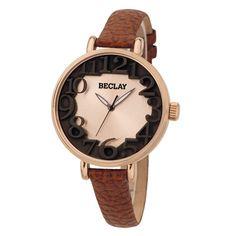 Reloj de números grandes de la marca BELCLAY de CRISTIANLAY.  www.cristianlay.com