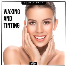 Waxing and tinting Facial waxing is a great alternative to laser hair removal. Waxing provides smooth, silky, hair-free skin for a longer period of time than shaving. Waxing also does not cause stubble associated with shaving. At Beauty Park, hard wax is used; which is gentle on the skin and effective when removing fine to coarse hair.