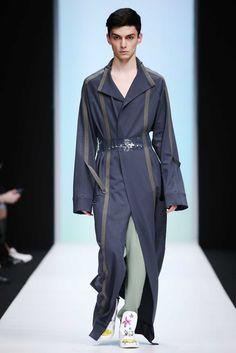Male Fashion Trends: Yulia Kosyak Spring-Summer 2018 - Mercedes-Benz Fashion Week Russia