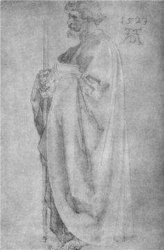 Apostle - Albrecht Durer