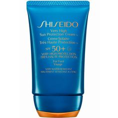 Shiseido Very High Sun Protection Cream N Spf 50 - Protetor Solar Facial