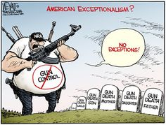 Christopher Weyant - The Hill - American Exceptionalism COLOR - English - GOP, Republican, anniversary, economic crash, collapse, great recession, obama, recovery, cake, debt ceiling, government shutdown, congress, tea party