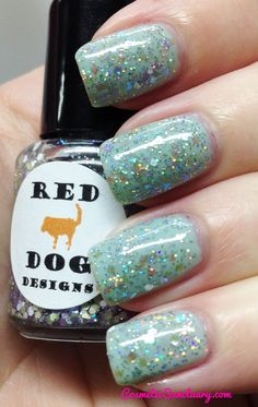 Red Dog Designs My Stardust Melody over RBL Bikini Bottom