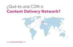 Hoy en nuestro blog, ¿de qué forma puede ayudarte una #CDN a mejorar la velocidad de carga de tu #web? Tranquilo, primero te contamos qué es para ponerte en antecedentes. ¿Lo descubrimos?https://goo.gl/oqw3bd