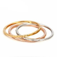 Cheap ring vintage, Buy Quality ring fashion directly from China ring thong Suppliers: Top Quality Three Color Round Rose Gold Color Fashion Ring Austrian Crystals Full Sizes Wholesale Rose Gold Color, 18k Rose Gold, Dream Ring, Austrian Crystal, Fashion Rings, Anniversary Gifts, Gold Rings, Great Gifts, Wedding Rings