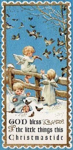 Vintage Christmas Card /lammiemoore/vintage-christmas-cards/ back