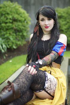 Steampunk Snow White (by jojo.edtan)