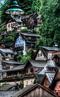 Hallstatt, Austria by novistart1, via Flickr