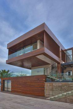 Touristic Villa 'S, M, L' by studio SYNTHESIS / Tivat, Montenegro