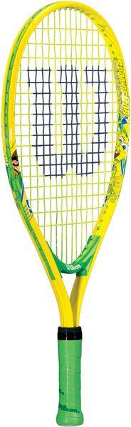 Wilson Spongebob Squarepants 21 Junior Tennis Racquet