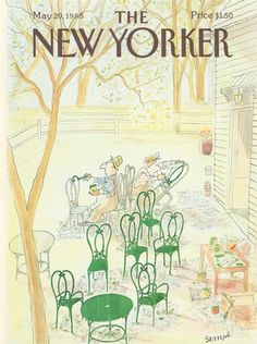 Jean-Jacques Sempé | The New Yorker Covers | Page 5