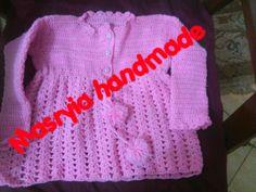 Blouse Blouse, Girls, Sweaters, Handmade, Fashion, Toddler Girls, Moda, Hand Made, Daughters