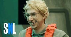 Kylo Ren Cracks Up in SNL's 'Undercover Boss' Outtakes -- Adam Driver can't keep a straight face as the 'Undercover Boss' version of Kylo Ren in outtakes from last weekend's 'Saturday Night Live'. -- http://movieweb.com/kylo-ren-saturday-night-live-outtakes-undercover-boss/