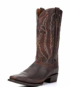 d4a1de0a382 Men s Earp Boot - Bay Apache. Cowboy Boots Square ToeBear ...