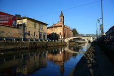 Milano, San Cristoforo by mauro gambini, via Flickr