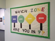 Stepping Outside Your SLP Comfort Zone – Setting Up A School Wide Social Thinking Program Counseling Bulletin Boards, Counseling Office, School Bulletin Boards, Social Work Offices, School Social Work, School Office, Emotional Regulation, Self Regulation, Emotional Development
