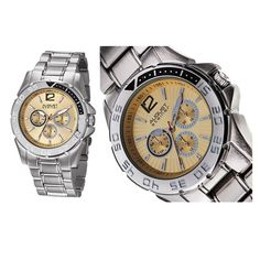 BARGAIN August Steiner Men's Watch WAS £200 NOW £39.98 At GROUPON - Gratisfaction UK Flash Bargains #flashbargains #gratfashion