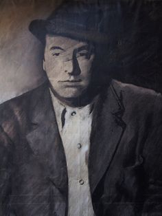 Pablo Neruda (1904 – 1973) was the pen name and, later, legal name of the Chilean poet, diplomat and politician Neftali Ricardo Reyes Basoalto. He chose his pen name after Czech poet Jan Neruda. In 1971 Neruda won the Nobel Prize for Literature.