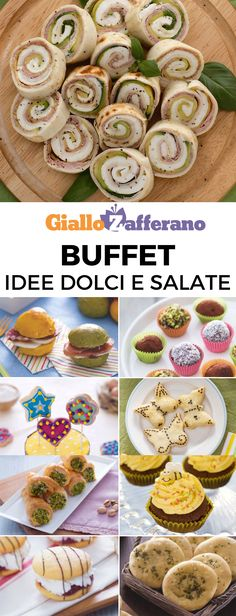 Salatini, paninetti, biscottini, focaccine, tartufini: scopri tante ricette dolci e salate per il tuo buffet freddo, anche da preparare in anticipo! #buffet #aperitivo #happyhour #salatini #focaccia #panini #festa #compleanno #party #birthday #sweets #homemade #summer #estate #freddo [Best easy party recipes]
