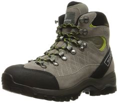 Scarpa Women's Kailash GTX Hiking Boot, Taupe/Acid, 38.5 EU/7 1/3 M US