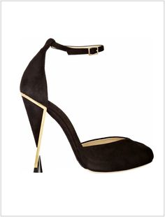 lucette suede ankle straps.
