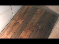 Rampe d'accès pour fauteuil roulant en planches de palettes …. Kastepat