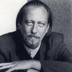 László Krasznahorkai - a darkness that transcends fiction.