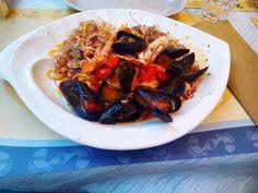 #italy #rimini #seafood#iloveeating by aleksasvarovskyh