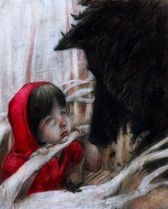 Little Red Riding Hood by Beatriz Martin Vidal