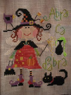 cross stitch Barbara Ana Design