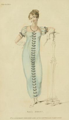 1EKDuncan - My Fanciful Muse: Regency Era Fashions - Ackermann's Repository 1809