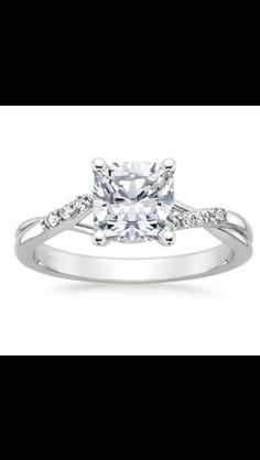 I think this might be the one for me. A bigger center diamond of course because of my fat fingers.