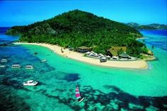Turtle Island Resort, Fiji