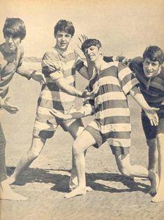 Weston Beach 1963 (2) _ (@fab_four_b)   Twitter