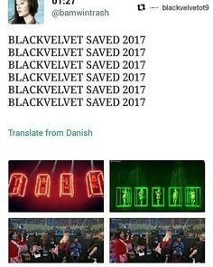 #Repost @blackvelvetot9 with @repostapp  Yes they save 2017 but they save also my life #redvelvet #wendy #jennie #rose #lisa #jisoo #seulgi #yeri #irene #joy #blackvelvet #blackvelvetstans #exo #bts #snsd #fx  #bigbang #sm #yg #shinee #2ne1 #Ikon #winner #ioi #twice #got7 #nct #kpop