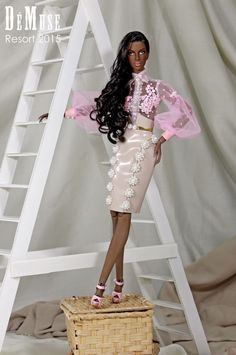 De'Muse Doll By Nigel Chai Atelier