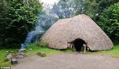 Found: Britain's oldest house at 10,500 years old | Daily Mail Online                                                                                                                                                                                 More