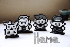 Hama gifts: Pokemon set perler