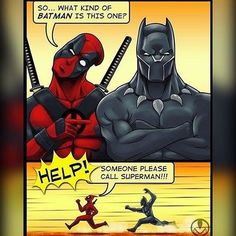 So what kind of #Batman is this one? Credit to the Respective Artist