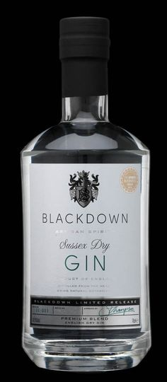 Blackdown Gin - Gin Foundry