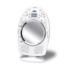 Jensen Jcr 540 Am Fm Stereo Shower Radio And Cd Player