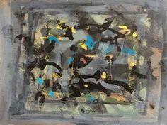 "Saatchi Art Artist Yoshirou Arisumi; Painting, ""Abstract #13"" #art"