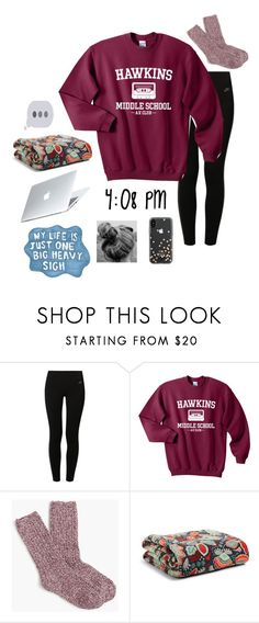 """""""4:08 pm"""" by mallory-d ❤ liked on Polyvore featuring NIKE, J.Crew, Vera Bradley, Dyson and Kate Spade"""