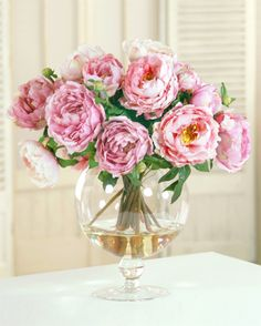 Hamptons Peonies in