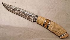 Work from 2005   André Andersson Custom Knives - null