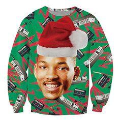 iDea Women Men Fresh Prince Christmas Will Smith Sweatshirt 3D Hoodies Clothing Pullover T Shirt Ideaworld http://www.amazon.ca/dp/B018BBFXVK/ref=cm_sw_r_pi_dp_oA1Cwb1FPZHP6