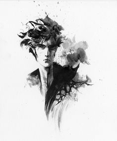 Sandman Illustrations by JH Williams III Sandman... | XombieDIRGE